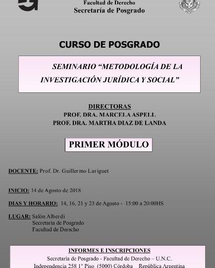 Metodología de la Investigación - I modulo