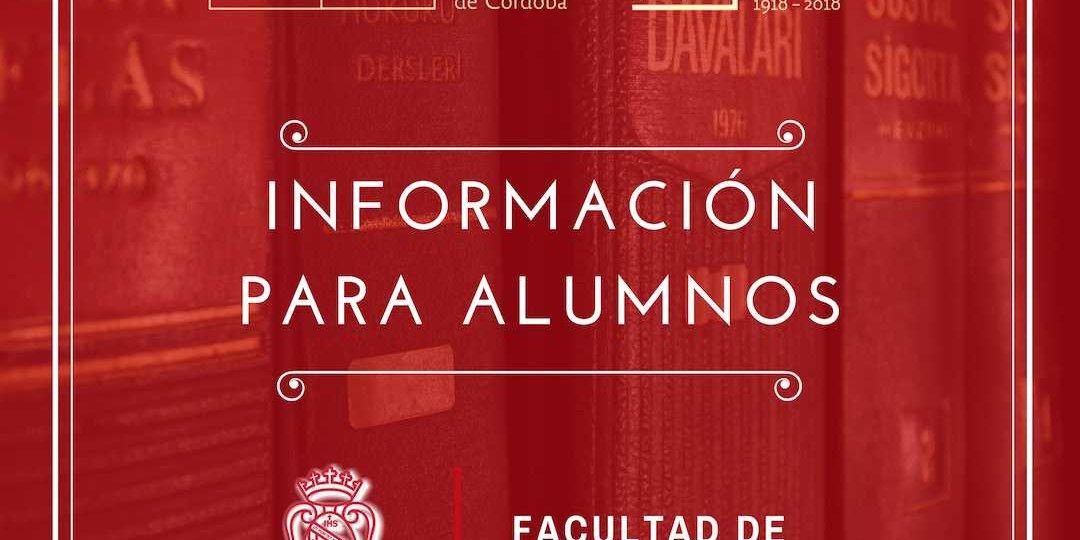 IMAGEN DESTACADA Informacion para Alumnos