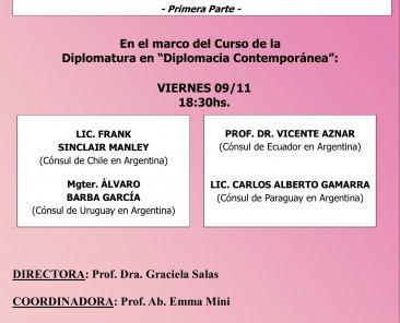 Practica Consular - Diplomacia Contemporanea