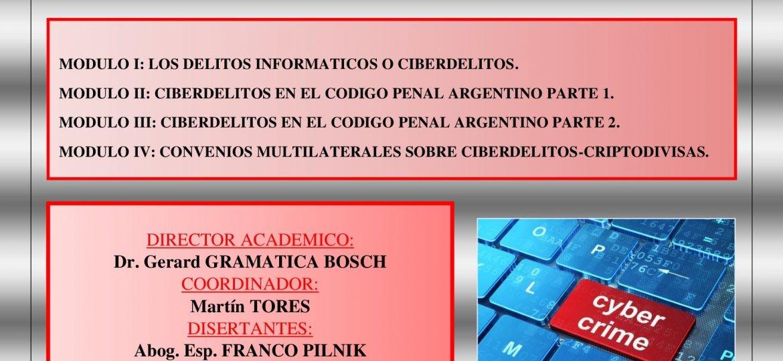 Seminario Teórico Práctico en Ciberdelitos