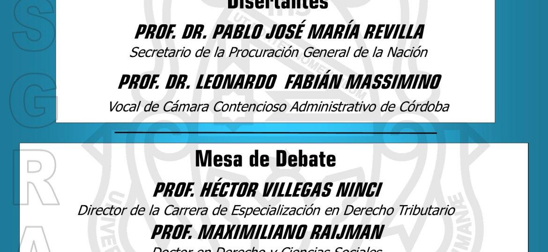 Conferencia Apertura Especialización en Derecho Tributario Sole (1)